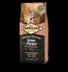 Carnilove Carnilove Salmon & Turkey  LB Puppy 12 kg