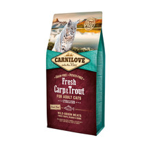 Carnilove Fresh Carp & Trout 400 gram