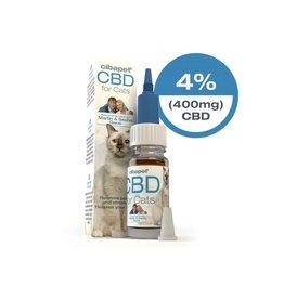 Cibapet Cibapet 4% CBD Olie Voor Katten