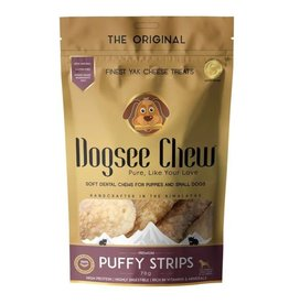 Dogsee Chew DogSee Chew Puffy Strips 70 gram