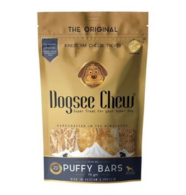 Dogsee Chew DogSee Chew Puffy Bars 70 gram