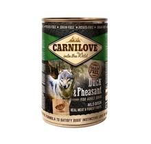 Carnilove Can Duck & Pheasant  400 gram
