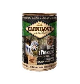 Carnilove Carnilove Can Duck & Pheasant  400 gram