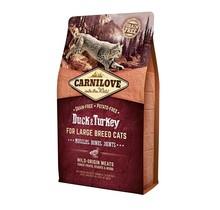 Carnilove Duck & Turkey Large Cat 6 kg