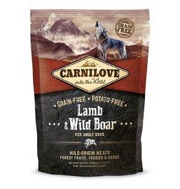 Carnilove Carnilove Lamb & Wild Boar Adult 1,5 kg