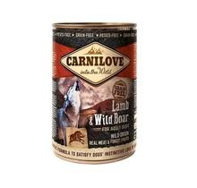 Carnilove Can Lamb & Wild Boar  400 gram