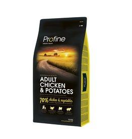 Profine Profine Adult Chicken & Potatoes 15 kg