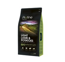Light Lamb & Potatoes 3 kg