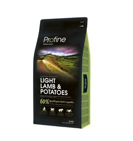 Profine Profine Light Lamb & Potatoes 3 kg