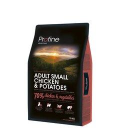 Profine Profine Adult Small Breed Chicken & Potatoes 300 gram