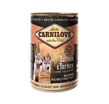 Can Puppy Salmon & Turkey 400 gram