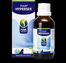 PUUR Hypersex / Hypersex/Geslachtsdrift 50ml