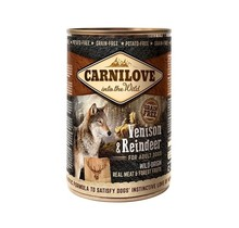 Carnilove Can Venision & Reindeer 400 gram