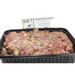 Tammenga Tammenga Vleesmix Eend Compleet 1000 gram