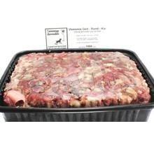 Vleesmix Geit/Rund/Kip Compleet 1000 gram