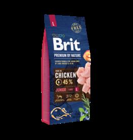 Brit Brit Premium by nature Junior L 15kg