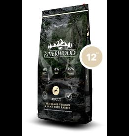 Riverwood Riverwood Adult Free Range Venison & Lamb with Rabbit 12kg