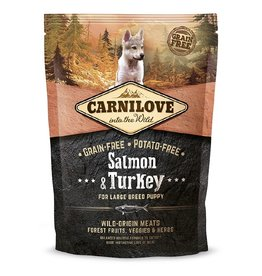 Carnilove Carnilove Salmon & Turkey LB Puppy 1,5 kg