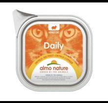 Almo Nature Daily met Kip 100 gram