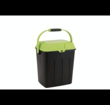 """DRY BOXâ""""¢ 3 Voercontainer Groen/zwart"""