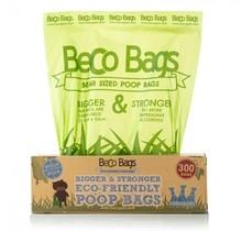 BecoBags biologisch afbreekbare poepzakjes 300 stuks