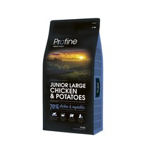 Profine Junior Large Breed Chicken & Potatoes 15 kg