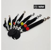 WAW Easy Walk Shockabsorber Zwart L 16-25kg