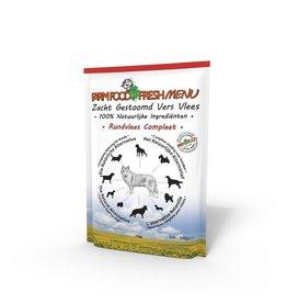 Farm Food Farm Food Freshmenu Rund Compleet 125 gram