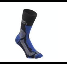 Hanwag Trek-Merino Sock Black/Royal Blue