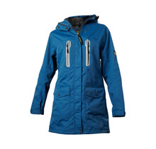 Owney Arnauti Zomer Parka Ocean Blue
