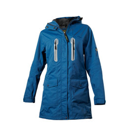 Owney Outdoor Owney Arnauti Zomer Parka Ocean Blue