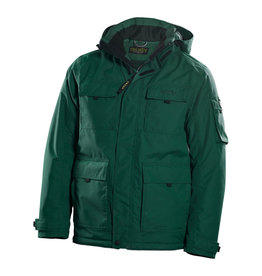 Owney Outdoor Owney Taraq Unisex Winter Jas Donker Groen