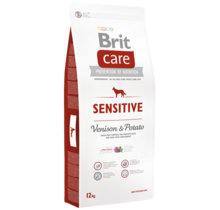 Brit Care Dog Sensitive Venison 12 kg