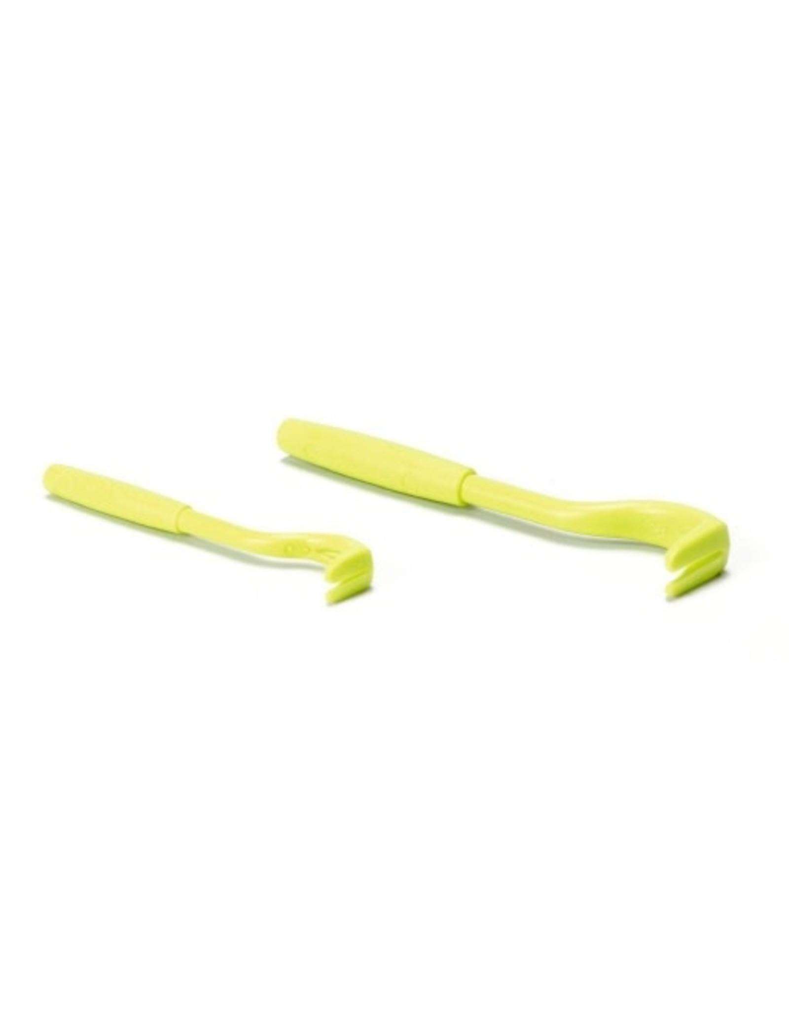 Beeztees Beeztees Plastic Tekenverwijderaar Groen (2 stuks)