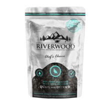 Riverwood hondensnack Semi Moist Grainfree Chef's Choice 200 gram