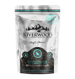 Riverwood Riverwood hondensnack Semi Moist Grainfree Chef's Choice 200 gram