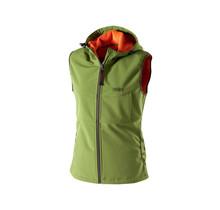Owney Softshell Vest Yunga Mosgroen/Oranje XL (42)