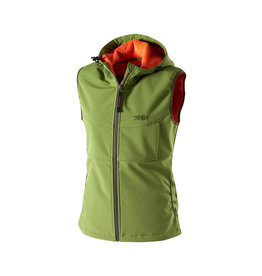 Owney Outdoor Owney Softshell Vest Yunga Mosgroen/Oranje XL (42)