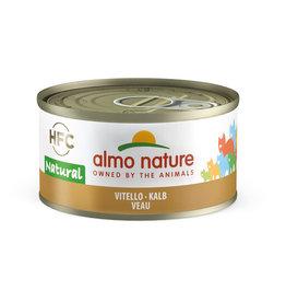 Almo Nature Almo Nature Kat HFC Natural Kalf 70 gr