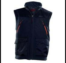 Owney Fleece Vest Antraciet