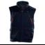 Owney Outdoor Fleece Vest Antraciet