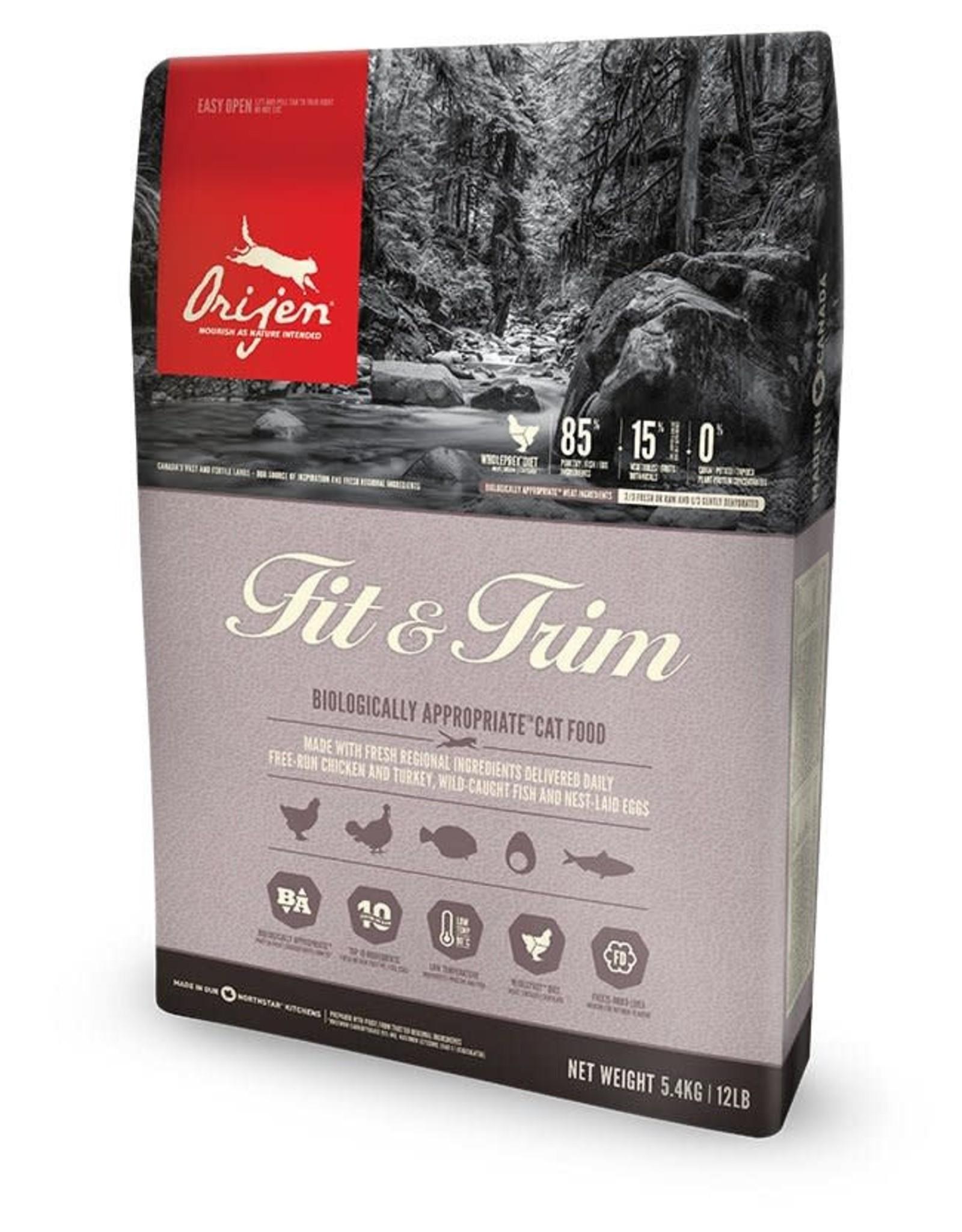 Orijen Orijen Fit & Trim Cat 1,8 kg