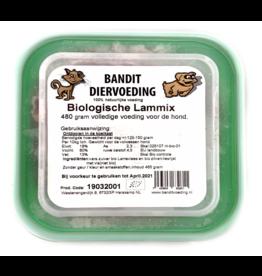 Bandit Bandit Bio Lammix hond 480 gram