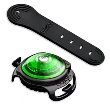 Orbiloc Dog Dual Light Green (Groen)