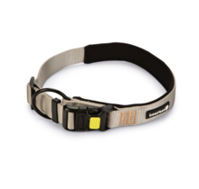 Beeztees hondenhalsband Parinca Premium grijs 50-55 x 2,5 cm