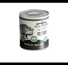 Riverwood natvoer Mono Protein Wild Boar 400 gram