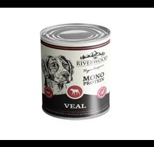 Riverwood natvoer Mono Protein Veal 400 gram