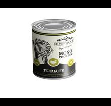 Riverwood natvoer Mono Protein Turkey 400 gram