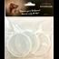 Riverwood Afsluitdeksel Blik 400 gram (3 stuks)
