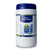 PUUR Muscle mass / Spieropbouw 500 g